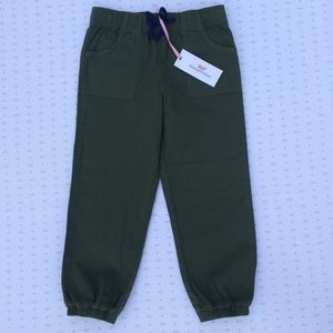 New! Vineyard Vines Tie Waist Pull On Pant